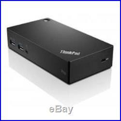 40A70045UK Lenovo ThinkPad USB 3.0 Pro Dock USB docking station GigE 45 Wa