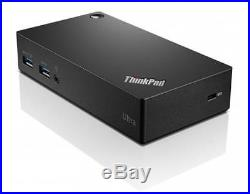 40A80045UK Lenovo ThinkPad USB 3.0 Ultra Dock USB docking station GigE 45