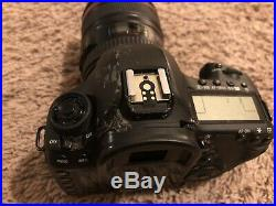 5260B002 Mark Canon EOS 5d III 22.3 MP Digital SLR Camera Black Body Only