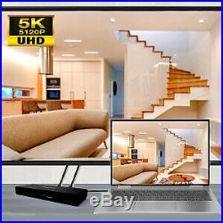 5K USB C Docking Station 4K Dual Display Multi Port (No Laptop Power Delivery)