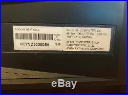 ASUS ROG XG STATION 2 Thunderbolt 3 USB 3.0 External Graphics Card Dock NEW