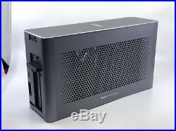 ASUS XG Station Pro Thunderbolt 3 USB 3.1 eGPU Dock