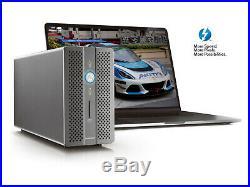 Akitio Thunder3 RAID Station Dock Storage USB 3.1 DisplayPort Gigabit Ethernet