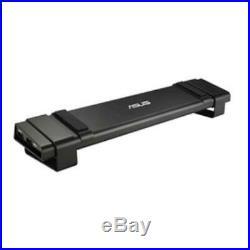 Asus 222914 Ac 90xb05gn-bds010 Usb 3.0 hz-3a Plus Docking Station Black Retail