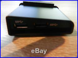 Asus Original Universal tragbare USB 3.0 Dockingstation schwarz (CC2913)