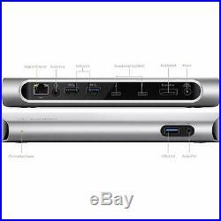 BELKIN Thunderbolt 3 USB-C Dock Docking Station 4K Video 85W For Apple MacBooks