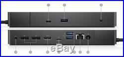 BRAND NEW Dell WD19TB Thunderbolt Display Port/ USB-C Docking Station