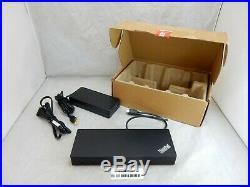 BRAND NEW Thinkpad Thunderbolt 3 Docking Station USB-C