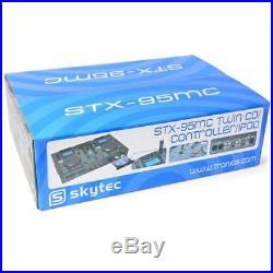 B-WARE PROFI DOPPEL CD MP3 PLAYER iPOD DOCK STATION USB MIDI DJ CONTROLLER