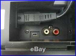 Bang & Olufsen Beosound 8 2 Speaker Dock Station Silver Black Mp3 IPod USB $600