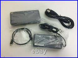 Belkin Thunderbolt 3 Dock Plus for Notebook 125 W USB Type C NEW IN OPEN BOX
