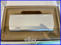 Belkin Thunderbolt 3 Express Dock HD Audio/TB2/USB3/Network/HDMI expansion unit