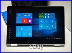 Bundle EliteBook X360 1030 G2+HP Elite USB-C Dock G3 Station+Caselogic bpep115 B