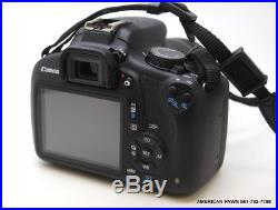 CANON DS126491 EOS Rebel T5 with EF-S 18-55mm 13.5-5.6 IS II Lens