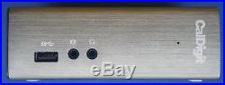 CalDigit TS2 Thunderbolt 2 Docking Station USB 3.0 HDMI (4K Video) eSATA RJ45
