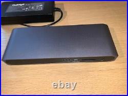 CalDigit USB-C Pro Dock USB-C & THUNDERBOLT 3 DOCK WITH DUAL 4K CONNECTIVITY