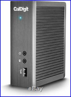 Caldigit Ts2 / Thunderbolt 2 Docking Station / 7 Interfaces /usb 3.0 /warrantee