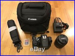 Canon EOS 1300D 18-55mm Lens