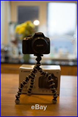 Canon EOS 1300D Digital SLR Camera 18-55mm III Lens HD 1080p/18MP/Wi-Fi/NFC/3