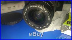 Canon EOS 1300D /Rebel T6 18MP SLR Camera with EF 28-80mm DC III Sensor