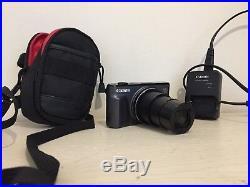 Canon PowerShot SX720 HS 20MP 40x Optical Zoom Digital Compact Camera Black