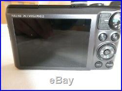 Canon PowerShot SX720 HS 20MP 40x Zoom Plus Travel Kit- Pristine Condition