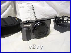 Canon PowerShot SX720 HS 20MP 40x to 160x Zoom Digital Compact Camera