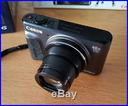 Canon SX 720 HS Powershot. 40x zoom camera
