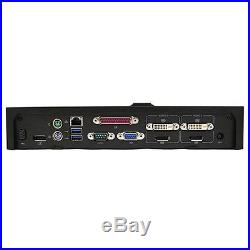 DELL Docking Station E-Port 2 USB 3.0 PR02X Latitude Precision 12TFY P/N 035RX