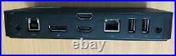 DELL ULTRA HD 4K SUPERSPEED DOCKING STATION with USB 3.0 Cables