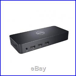 DELL Ultra HD D3100 USB 3.0 Docking Station Port Replikator HDMI Inspiron XPS