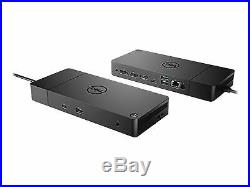 DELL WD19DC USB-C DOCKING STATION, USB(3), DUAL USB-C CONNECTORS, HDMI, mDP, DP