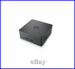 Dell 5K5RK 180W 16TB ThunderBolt Docking Station With HDMI VGA USB Slots Black