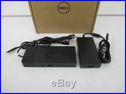 Dell 5TFT1 Dell Dock WD19 docking station USB-C 180W withWARRANTY