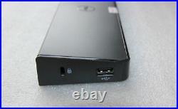 Dell-D3000 Dockingstation USB 3.0 DELL-0Y32XH Dock SuperSpeed Docking Station