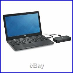 Dell D3100 Docking Station USB 3.0, 2 x HDMI, DP-GigE 7567 (452-BBOT)
