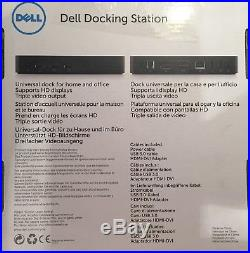 Dell D3100 USB 3.0 docking station