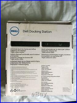 Dell D3100 Usb 3.0 Docking Station 4k Ultra Hd