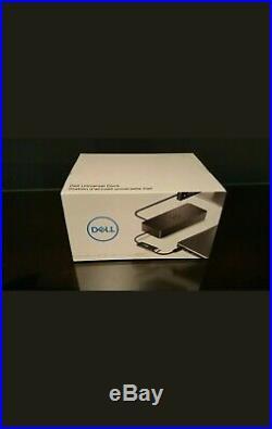 Dell D6000 USB 3.0 UHD 4k Universal Docking Station