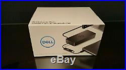 Dell D6000 USB 3.0 UHD 4k Universal Docking Station New in Factory sealed box