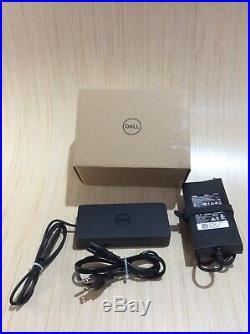 Dell D6000 USB 3.0/USB-C Universal Docking Station With 130 Watt Dell AC