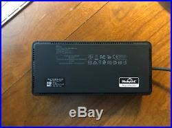 Dell D6000 USB-C Triple Docking Station, Up to three 4K Displays via USB-C