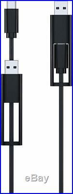 Dell D6000 Universal Docking Station 4K USB-C USB 3.0 (452-BCYT)