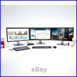 Dell D6000 Universal USB 3.0 USB-C Type C Triple 4K Docking Station Laptop Dock
