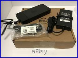 Dell Dock WD19 130W USB-C Docking Station HDMI Display Port HC87X