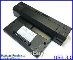 Dell Docking Station E-Port plus PR02X K09A 0PKDGR USB 3.0 for Latitude