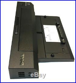 Dell Dockingstation E-Port Plus PR02X K09A USB 3.0 Latitude & 130W Netzteil