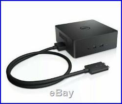 Dell Dual USB-C Thunderbolt Dock TB18DC Docking Station 240 Watt