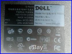 Dell E-Port Replicator Docking Station With USB 3.0 PR03X For Latitude E-Series