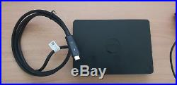 Dell K17A K17A001 USB-C Docking Station